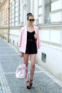Light-pink-forever-21-blazer-light-pink-alexander-wang-bag