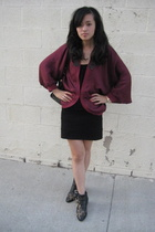 LaRok skirt - Old Navy top - Chloe shoes - balenciaga purse - Elizabeth & James