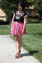 Tracy Feith for Target skirt - Tracy Feith for Target dress - Chloe shoes