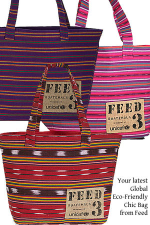 Red-feed-purse-pink-feed-purse-purple-feed-purse