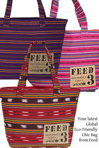 Feed Guatemala 3: Global Eco-Friendly Summer Bags