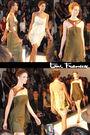 green Toni Francesc dress