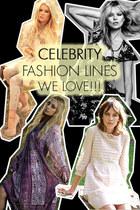 Best Celeb Fashion Lines