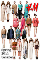 H&M Spring 2011 Collection - Must-Have Pieces