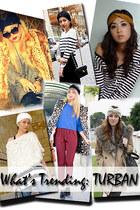 Turban - Spring Trend
