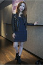 Zara-boots-zara-dress-h-m-jacket