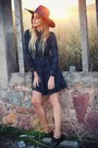 Black-vagabond-shoes-navy-zara-hat-red-pieces-bag