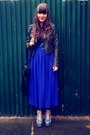 Violet-jeffrey-campbell-boots-dark-brown-valleygirl-jacket-black-bardot-bag
