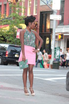 mini Zara skirt