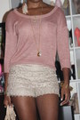 Lace-daily-look-shorts