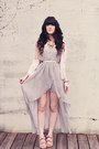 Heather-gray-sheinside-dress-ivory-forever-21-sweater