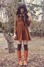 Tawny-bort-carelton-boots-brown-clothing-lves-dress