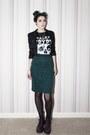 Black-cropped-blazer-h-m-blazer-black-librastyletees-t-shirt