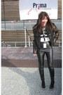 Vintage-jacket-leather-topshop-leggings-vintage-top