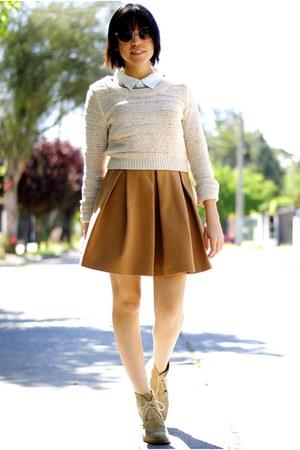 tawny Zara dress
