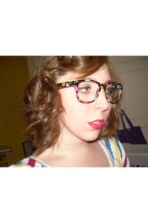 glasses - - -