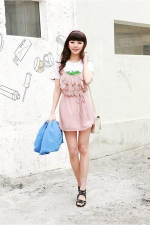 light pink Filthy Magic dress
