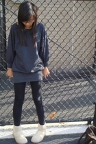 forever 21 top - forever 21 tights