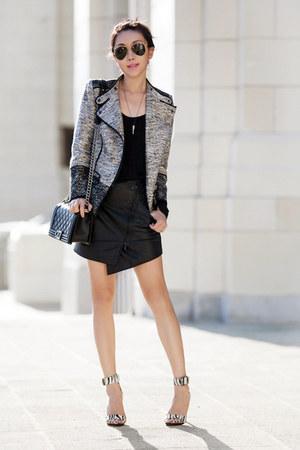 Rachel Zoe jacket - Rachel Zoe skirt