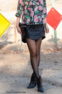 Black-boots-tibi-boots-chanel-bag-karen-walker-sunglasses-cameo-skirt