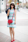 Milly-dress-chloe-bag