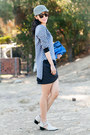 Leith-sweater-senso-boots-eggshell-boots-blue-bag-leith-skirt