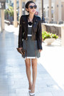 Leather-jacket-alice-olivia-jacket-finders-keepers-dress-clare-vivier-bag