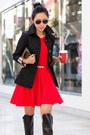 Burberry-jacket-parker-dress