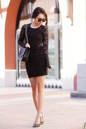 Parker dress - KORS heels