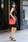 Kate-spade-dress-kate-spade-hat-kate-spade-bag-dvf-heels