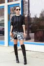 Sigerson-morrison-boots-mango-sweater-clare-vivier-bag-zara-skirt