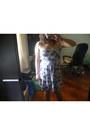 Deep-purple-purple-floral-blogshop-dress-dress