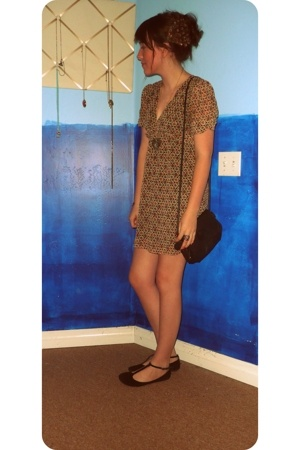 forever 21 dress - Old Navy shoes