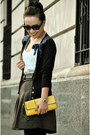 Yellow-banana-republic-bag-dark-brown-anthropologie-belt