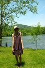 Gold-charlotte-russe-hat-black-go-international-thrfited-dress-black-cynthia