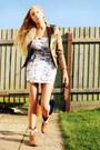Bronze-h-m-jacket-brown-leopard-print-lipsy-heels