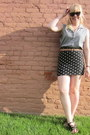Heather-gray-cut-off-sleeves-aeropostale-t-shirt-black-polka-dots-forever-21-s