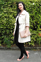 trench Secondhand coat