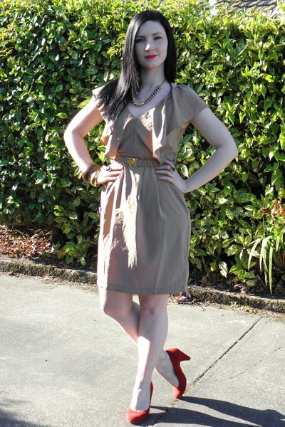 H&M dress - Secondhand shoes
