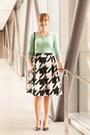 Forever-21-sweater-fossil-bag-loren-hope-bracelet-sammydress-skirt