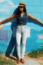 Blue-vintage-vest-light-blue-urban-outfitters-jeans-tawny-vintage-boots-mu