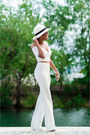 Light-pink-jeffrey-campbell-shoes-white-straw-j-crew-hat