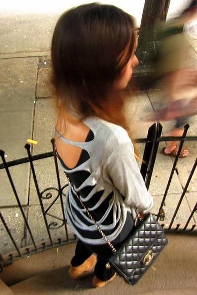 Michael Kors boots - MIKKAT MARKET sweater