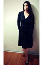 black eShakti dress