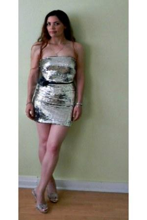 sequins mini Clarisse dress