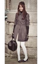 coat - tights