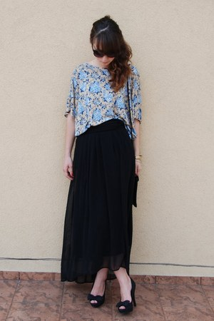 H&M Maxi Skirt - How to Wear and Where to Buy - Page 3 | Chictopia