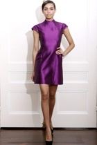 Posh PURPLE: Victoria Beckham's Fall 2009!!