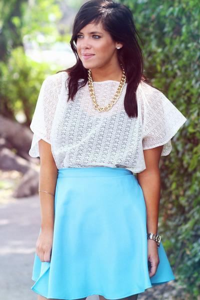 furor moda skirt