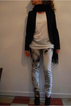 H&M jeans - Zara shoes
